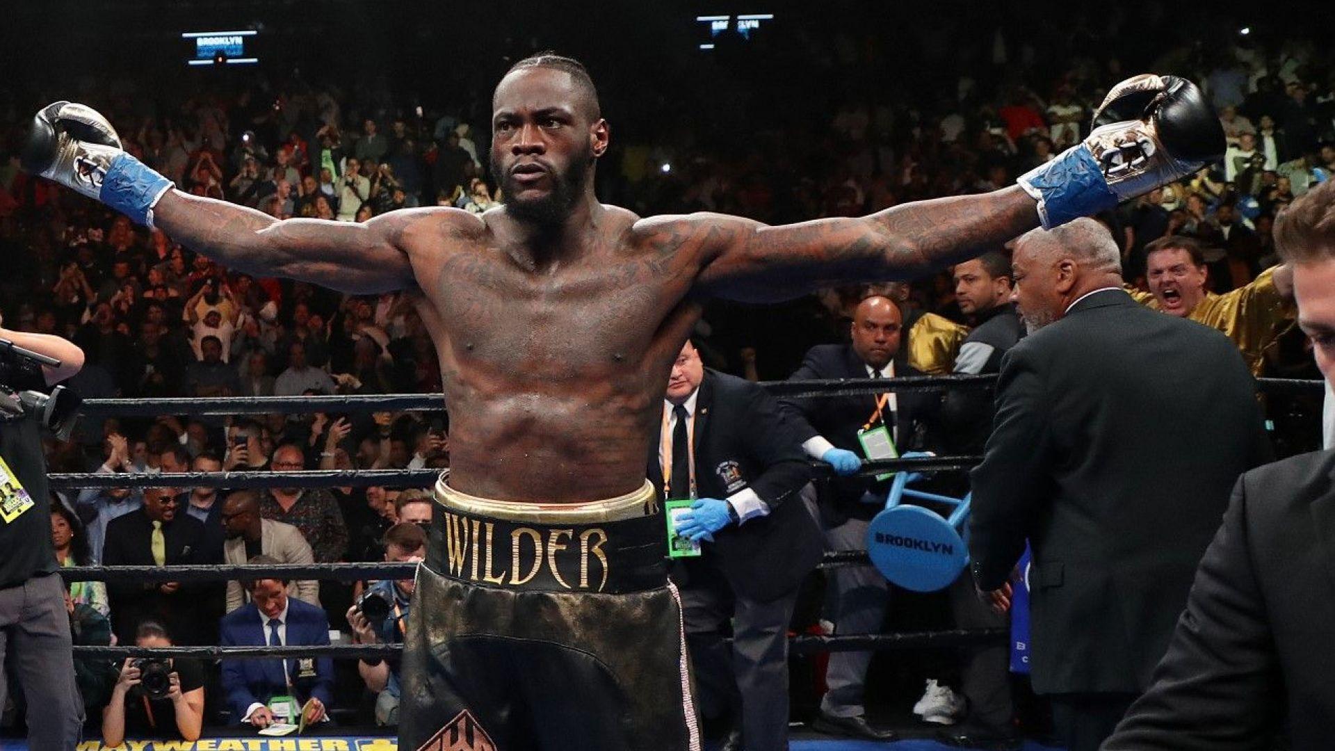 Уайлдър заговори за страх на ринга след двата смъртни случая