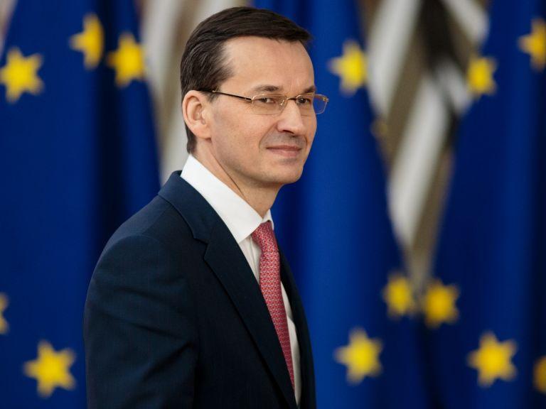Имотен скандал и с премиера на Полша