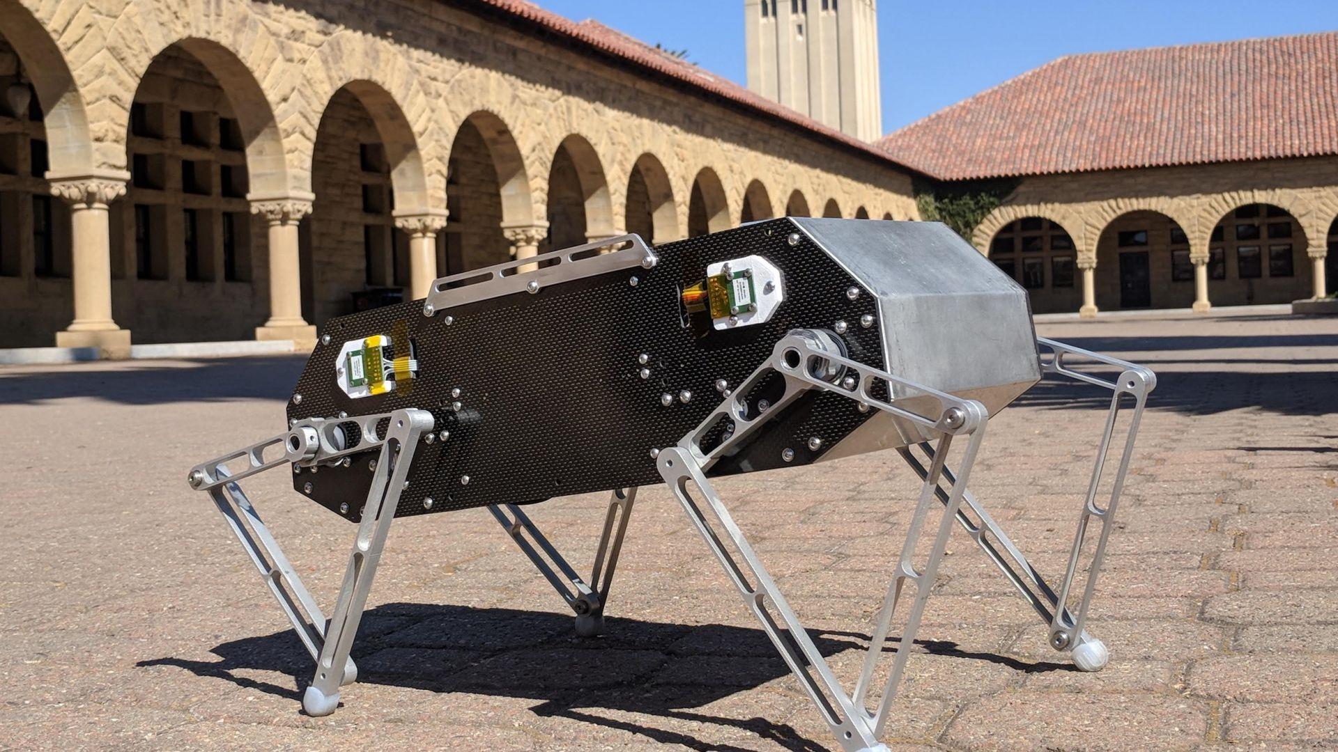 Студенти от Станфорд създадоха удивителен робот (видео)