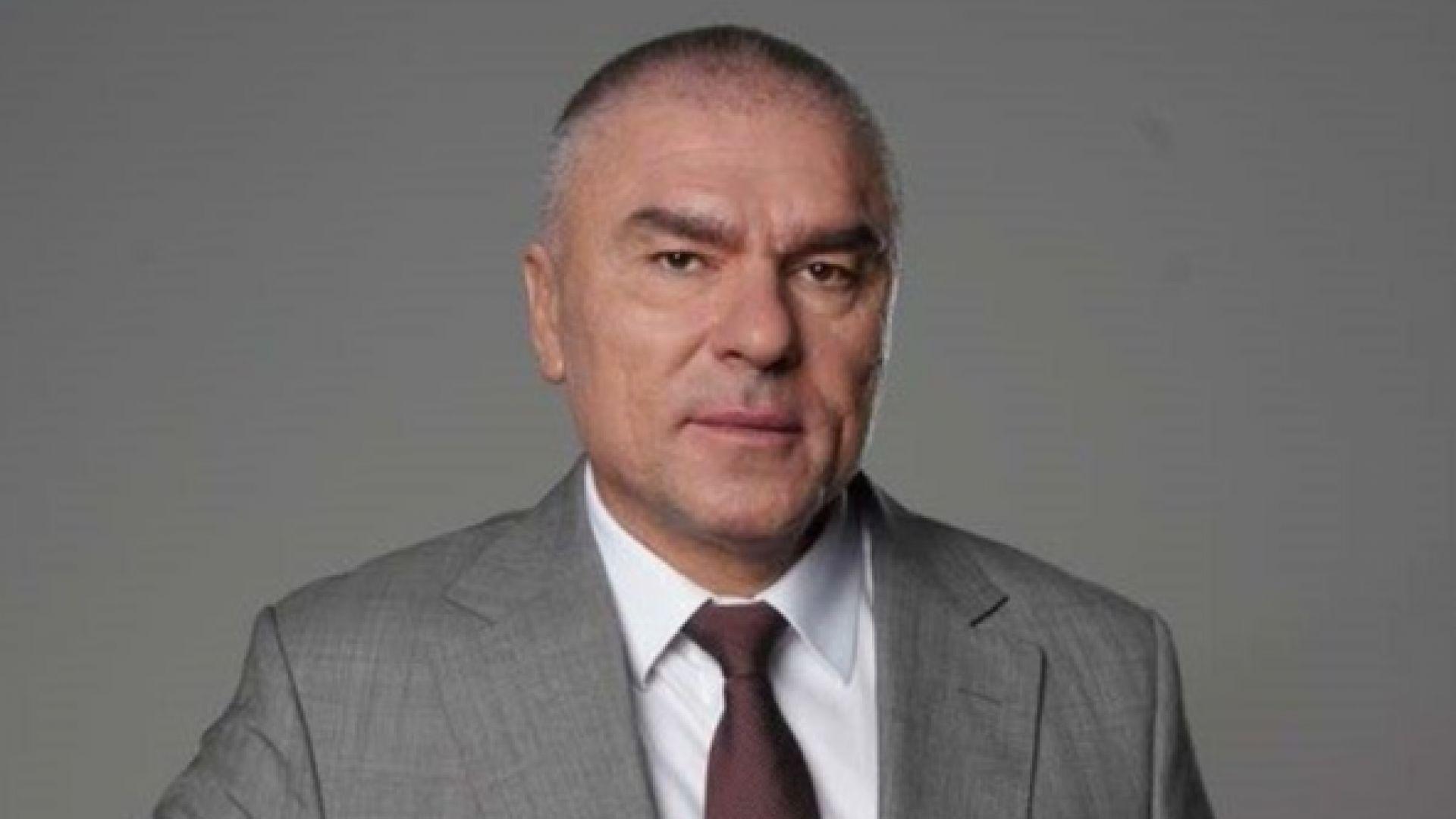 Веселин Марешки е водач на листата на