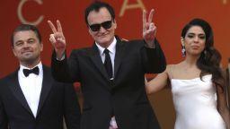 """Аплодираха 7 минути Тарантино в Кан: """"Златната палма"""" промени живота ми"""