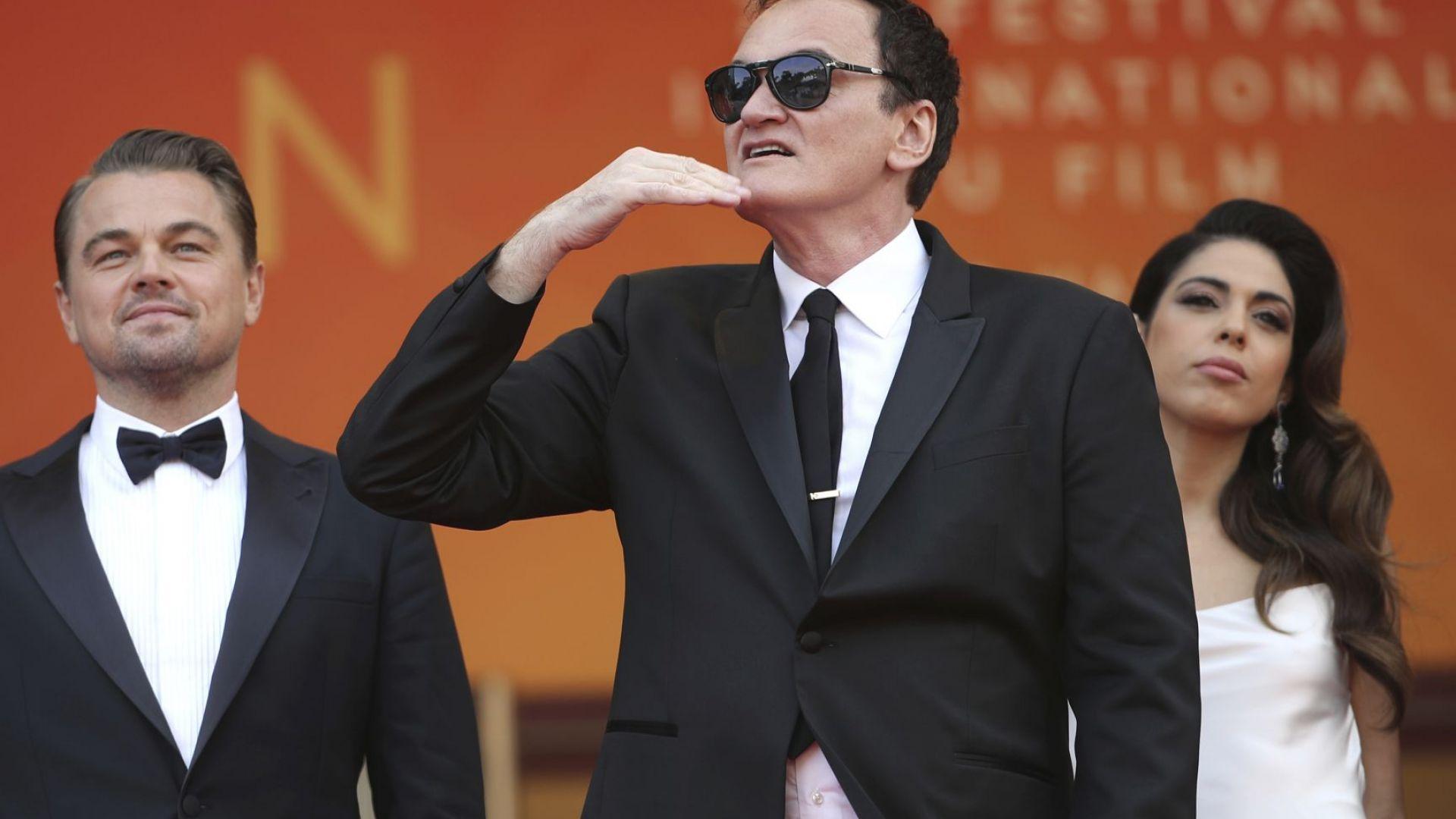 Имало едно време в Холивуд един Куентин Тарантино
