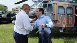 Борисов и Ципрас откриха газовата връзка между България и Гърция