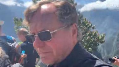 Проверяват кой е платил екскурзия до Мачу Пикчу на чешкия главен ревизор