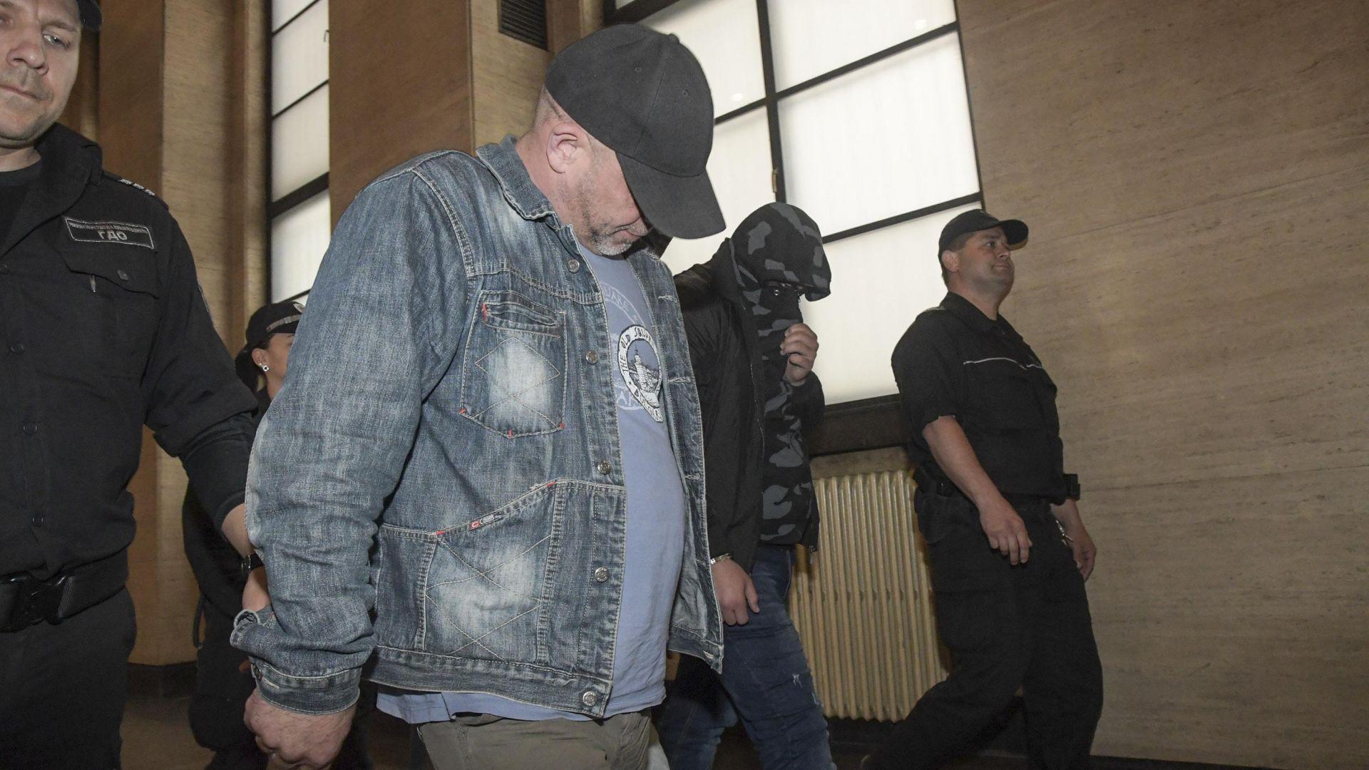 Софийският градски съд остават в ареста тримата обвинени за убийството