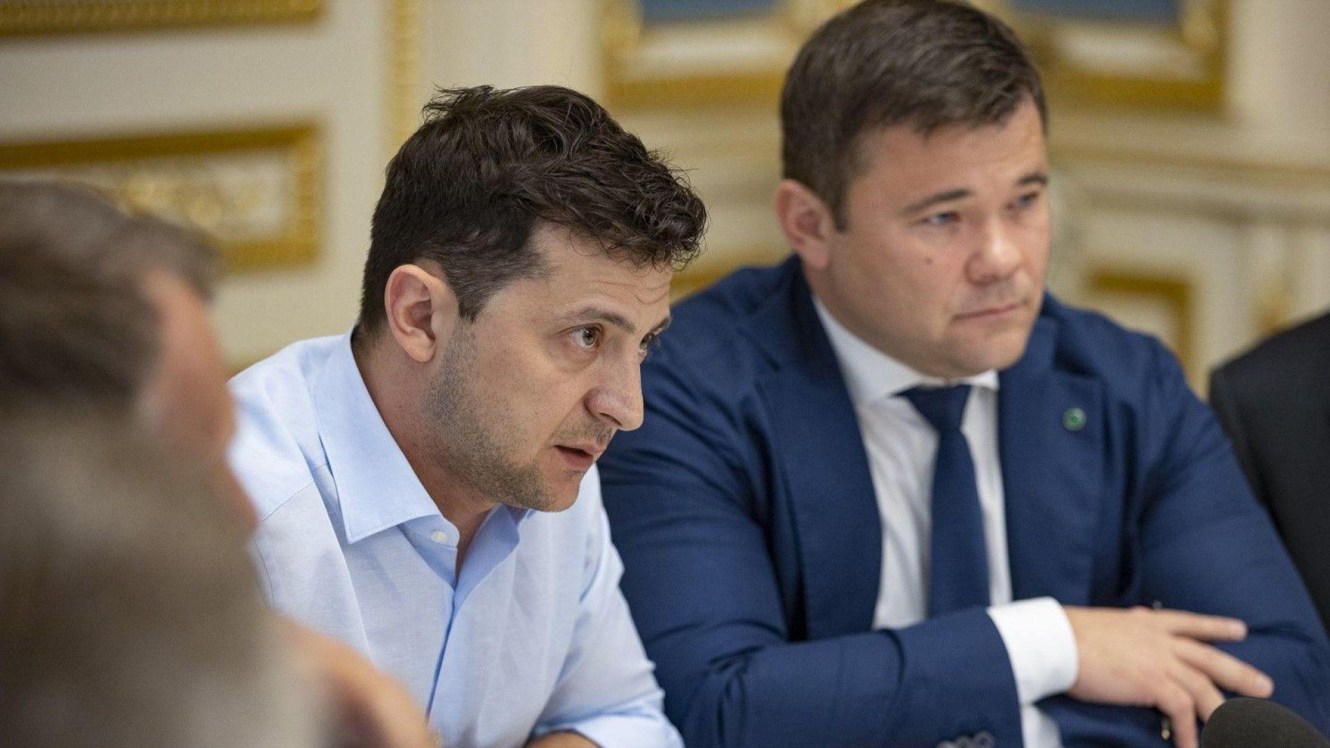 Първите назначения на новия украински президент Володимир Зеленски предизвикаха критични