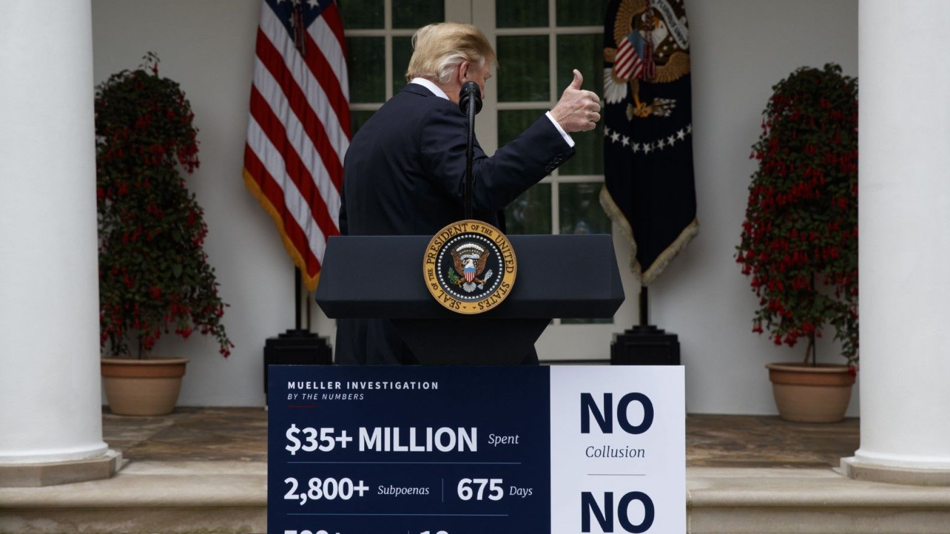 Президентът на САЩ Доналд Тръмп може да подлежи на импийчмънт