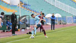 5-голово шоу остави елитния футбол в Русе