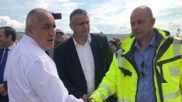 """Премиерът: Догодина до октомври трябва да стане магистрала """"Европа"""""""