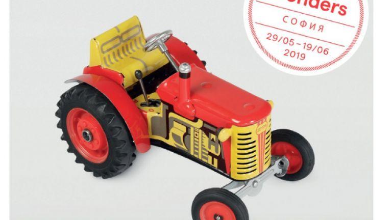 Показват чешки играчки от последните 100 г. (видео)
