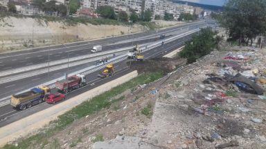 Ново срутване на злополучния варненски булевард за над 100 милиона