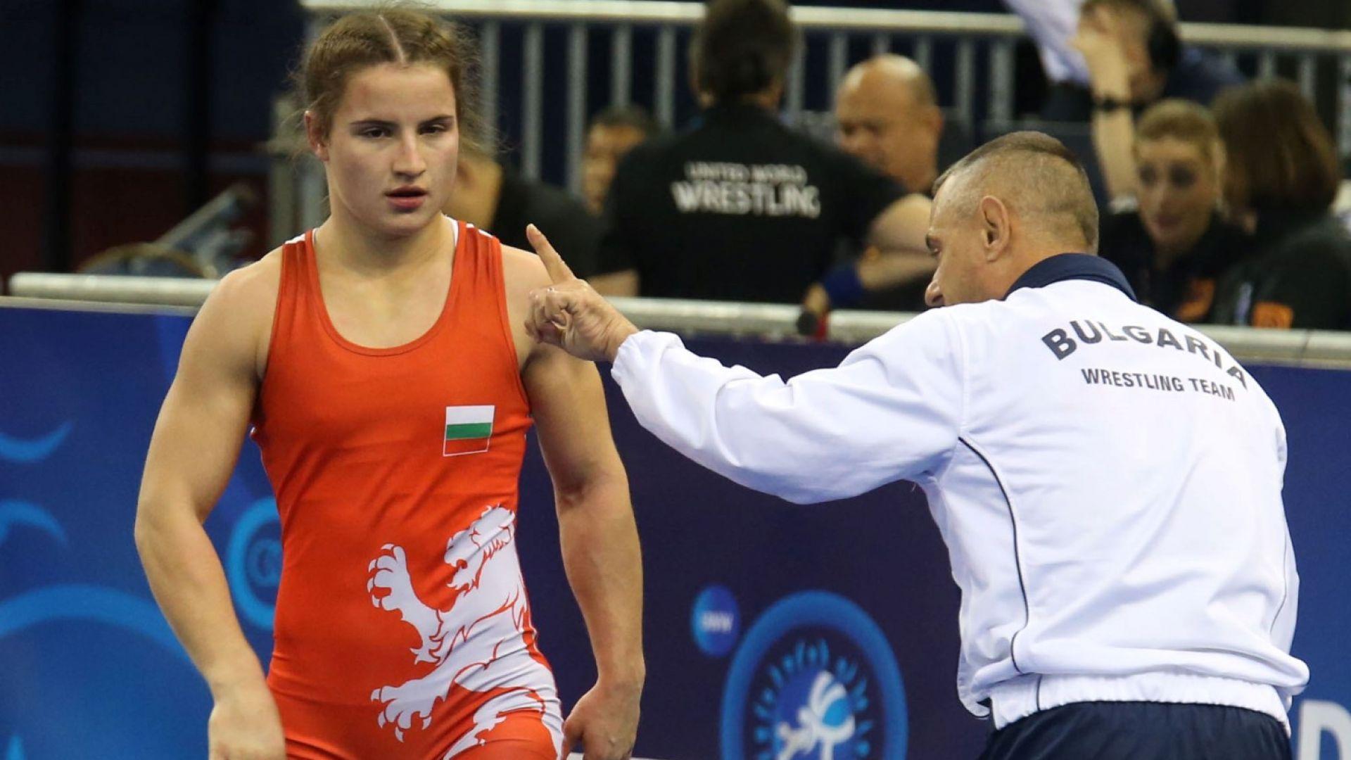 Биляна Дудова не успя при завръщането си на тепиха след драмата