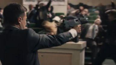 ЦИК проверява предизборен клип с убийства на депутати