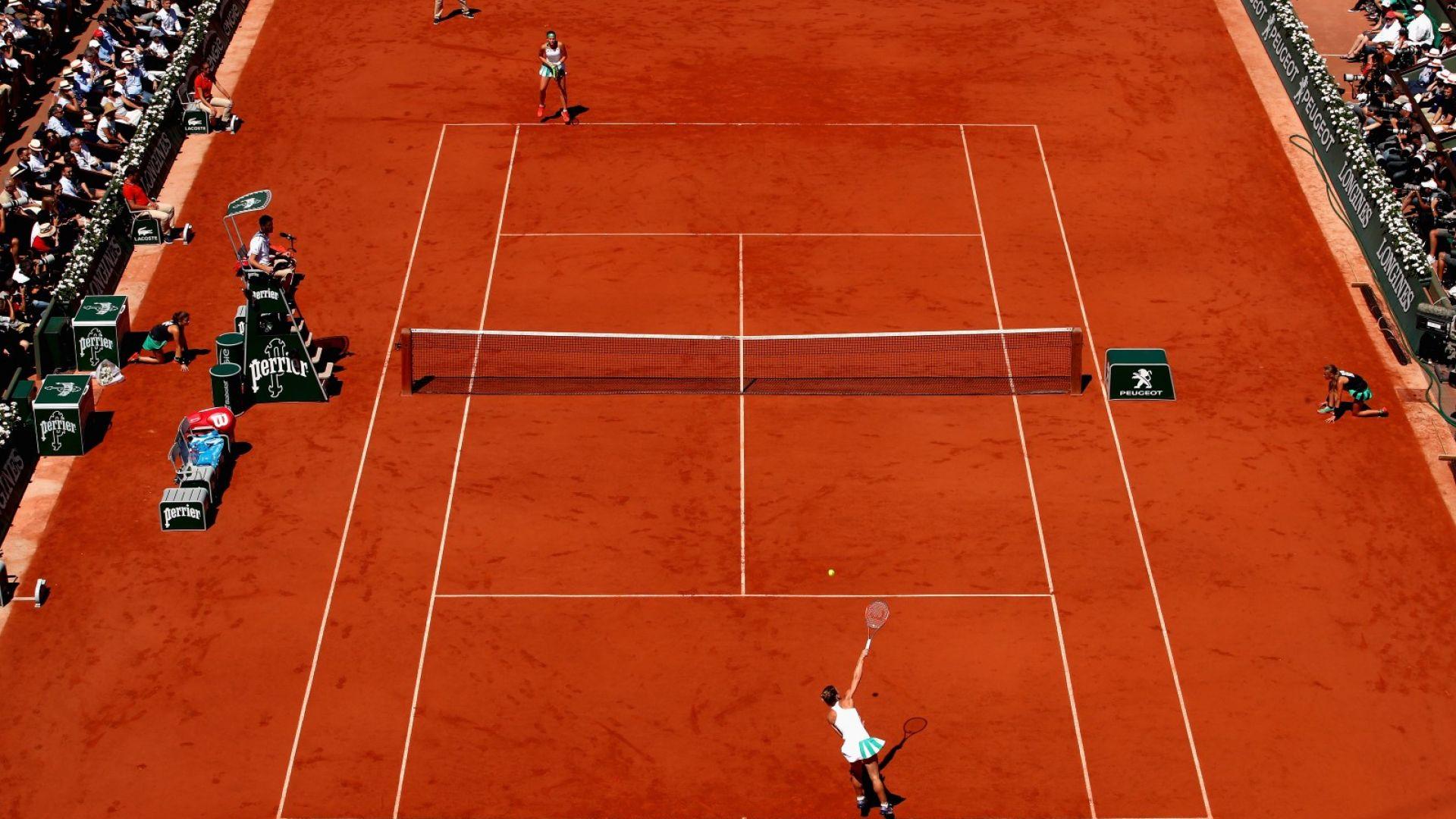 "Без тенис на ""Ролан Гарос"" днес"