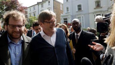 Великобритания гласува:  Брекзит е трагедия за Европа,  но я сплоти, каза  Ги Верхофстат