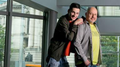Стефан и Михаил Рядкови –  Един срещу друг? Само на сцена!