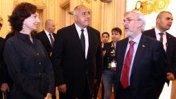 Борисов: Ще говорим с Ермитажа за отливки на меча и пръстена на хан Кубрат