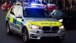 Британската полиция намери 39 тела в камион, пристигащ от България