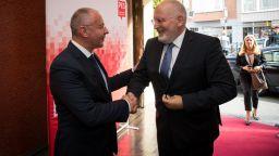 Станишев: ЕНП осъзнава, че монополът е към края си, ПЕС твърдо подкрепя Тимерманс за председател на ЕК!