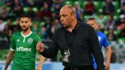 Спрягат Илиан Илиев за треньорски пост в Казахстан