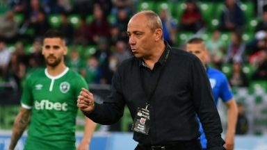 Футболистите избраха Илиан Илиев за треньор №1 на България