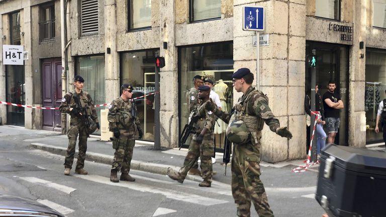 Задържан за нападение над православен свещеник в Лион, Източна Франция,