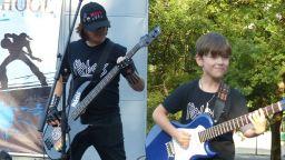 Ученичeски рок & хеви метал фестивал