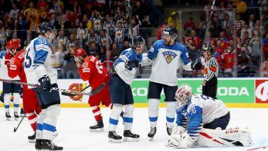 Сборная се провали в драма срещу Финландия