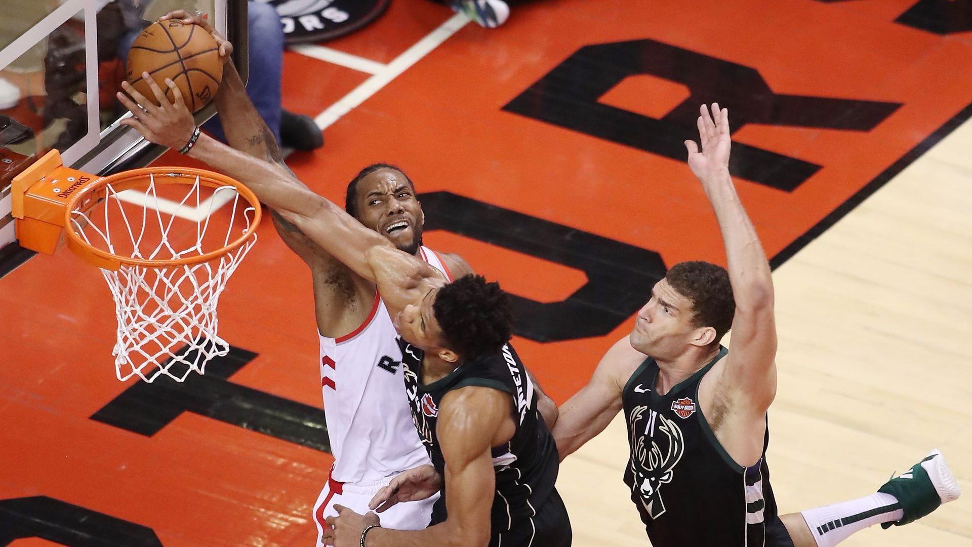 Торонто написа история в НБА въпреки каръка Дрейк