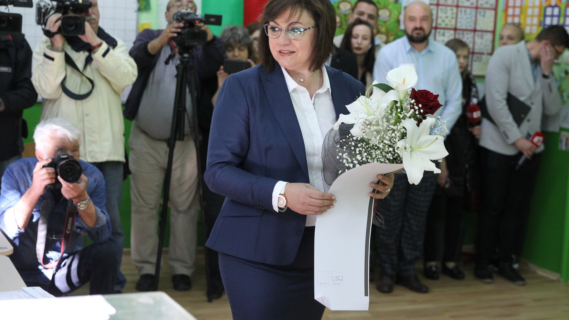 Корнелия Нинова: Гласувах да сме равни с европейците, а не да ядем второ качество храна