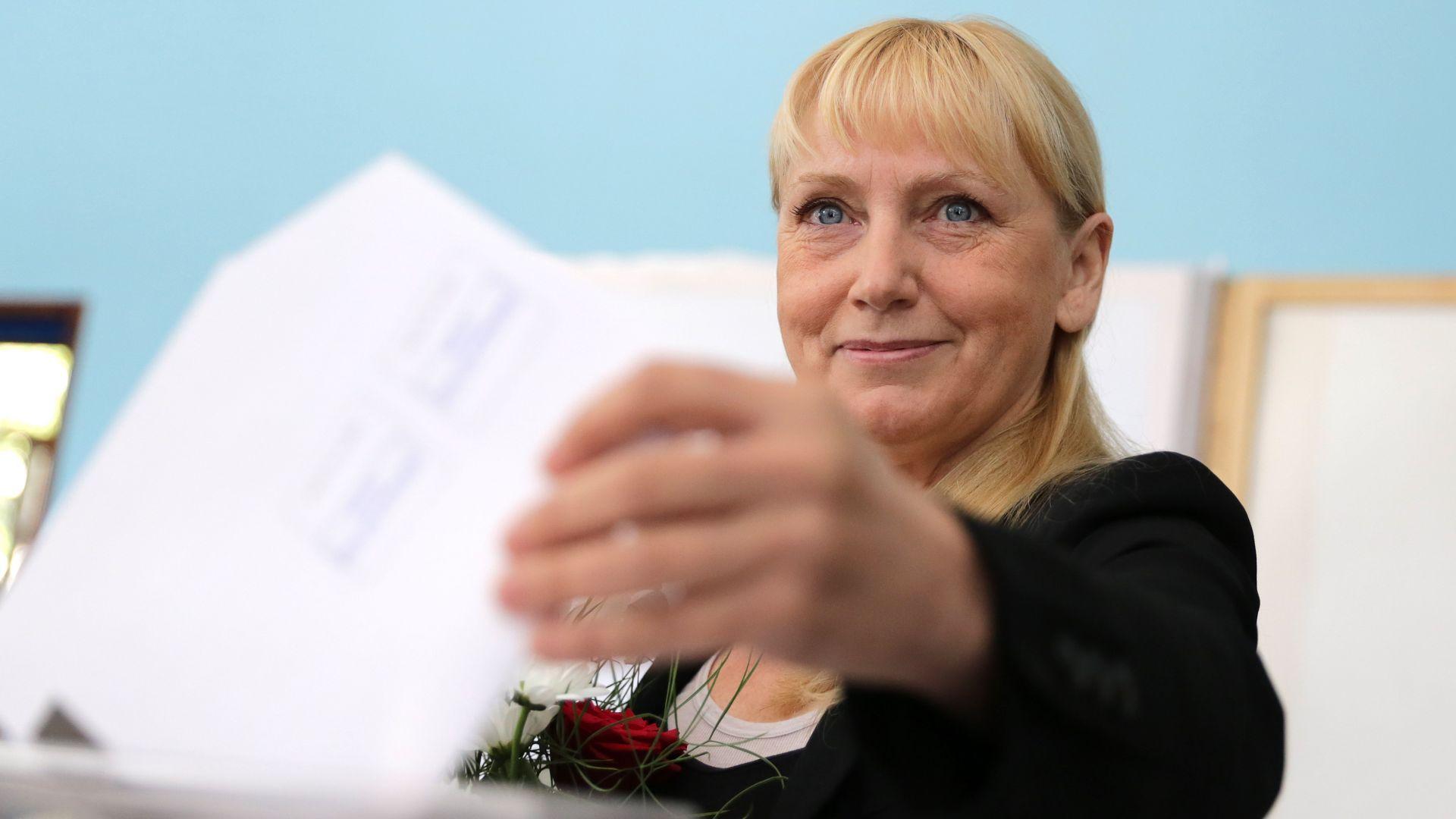 Елена Йончева: Тази вечер България и Европа ще бъдат променени