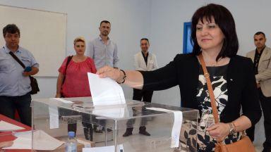 Караянчева: Гласувах за Европа на здравия разум, а не на популизма