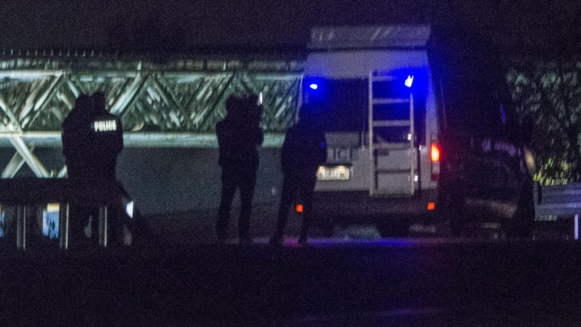 Убийство в полунощ в градския парк на Асеновград