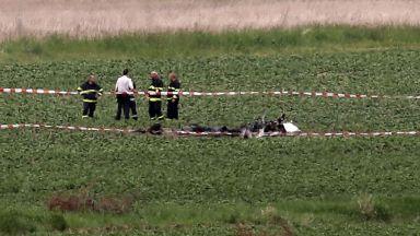 Загиналата в авиокатастофата край Ихтиман, е военен експерт