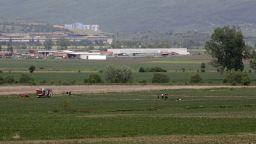 Малък самолет падна край Ихтиман, има загинали (снимки)