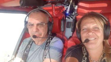 Загиналата в авиокатастофата край Ихтиман е военен експерт