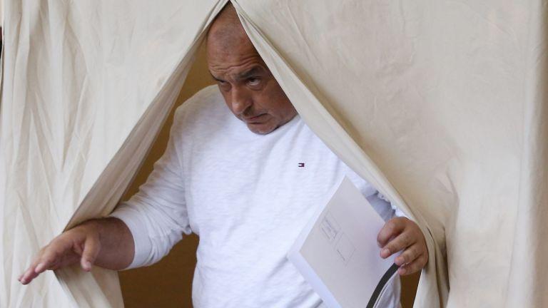 Борисов осъзнал как да поправи грешките: Обещавам работа, работа и пак работа!