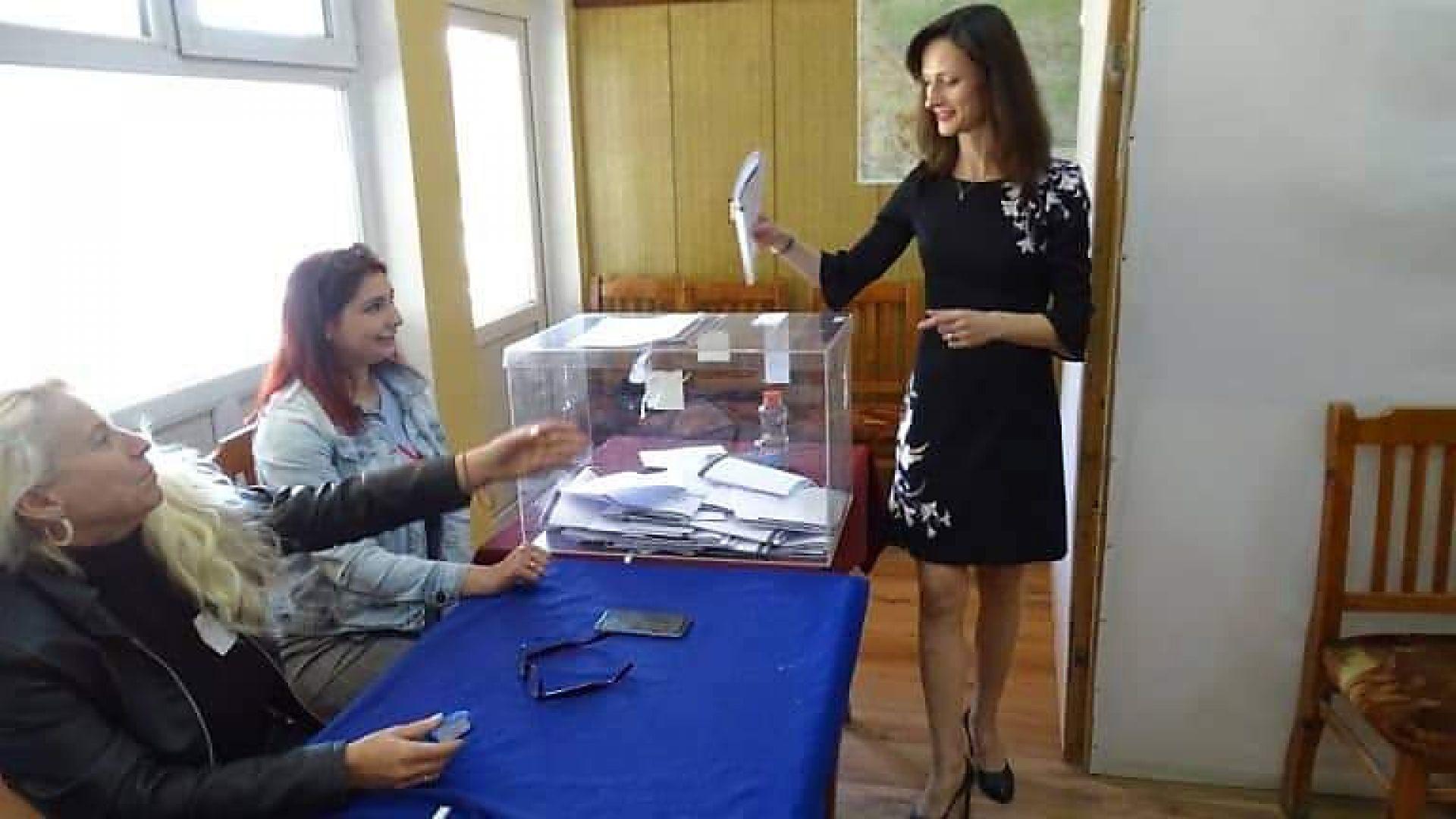 Мария Габриел: Европа се грижи и за най-малкото училище в най-отдалеченото място
