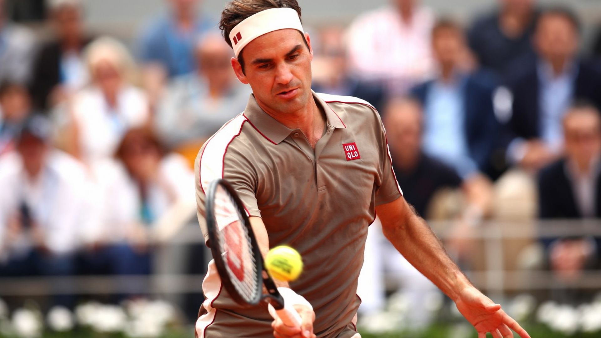 Федерер започна успешно на любимата настилка (резултати)