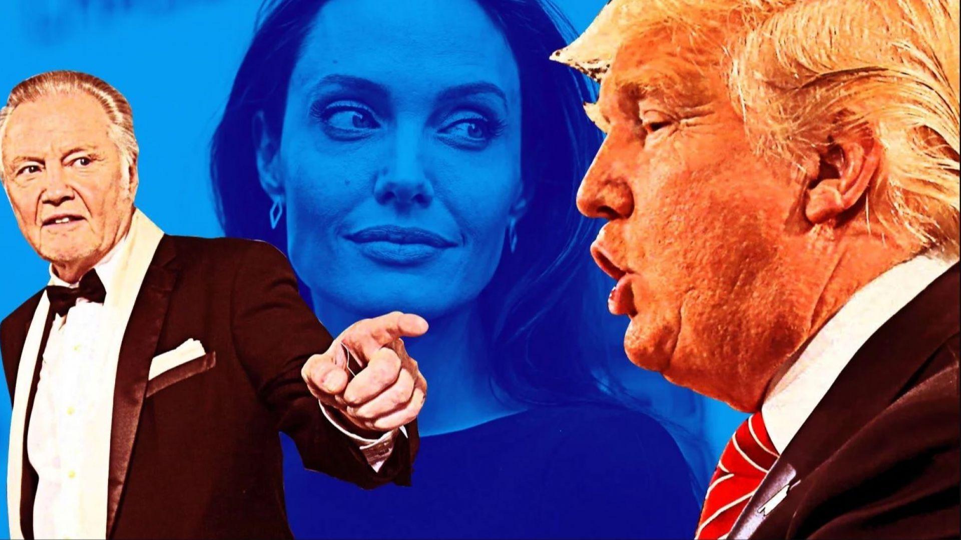 Джон Войт обяви Доналд Тръмп за най-великия президент след Линкълн