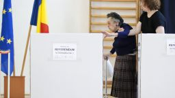 В Румъния минаха 30-процентния праг - референдумът за правосъдието е валиден