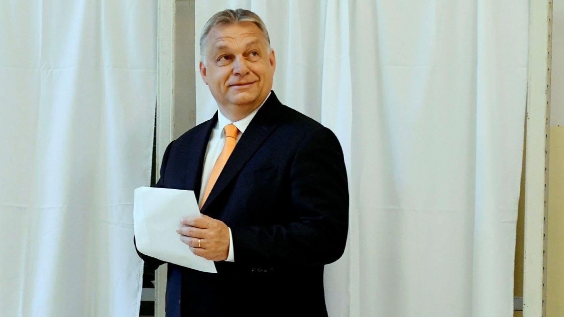 Унгарският премиер Виктор Орбан обърна гръб на опетнения от скандал