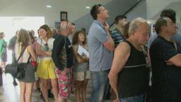 """Външно изпрати спешно още 100 бюлетини за """"ваканционната секция"""" в Халкидики"""