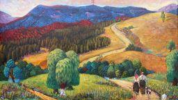 Уникална постоянна експозиция на наивистичното изкуство откриха в Белоградчик (галерия)