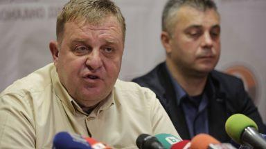 Каракачанов: Не вярвам Ердоган да пусне мигрантите към Европа, това ще е краят на властта му