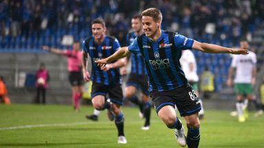 """""""Синьо-черните"""" в Италия ще вкусват Шампионска лига (резултати)"""