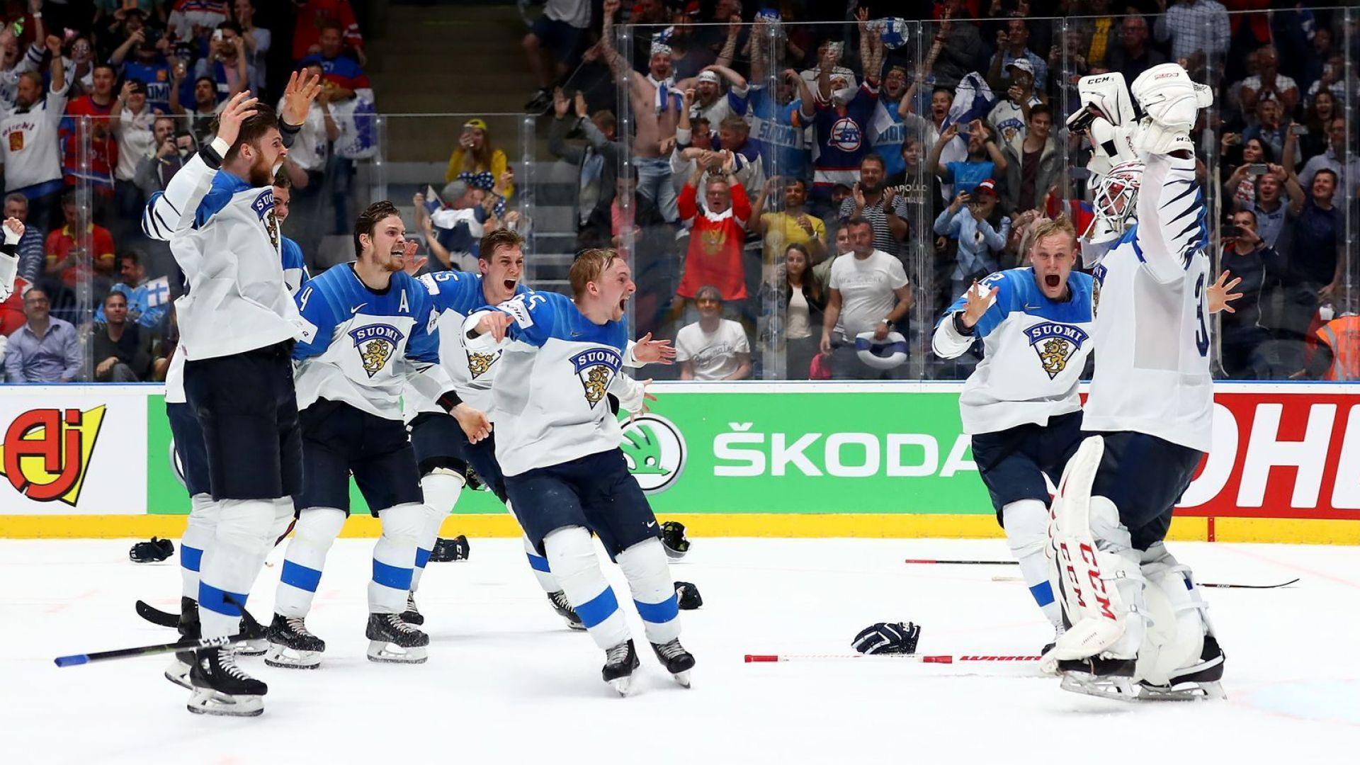 Големи финландски бойци заслужиха световната титла