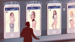 Лайкове, корупция и секс - карикатури на Марко Мелграти
