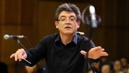 Златна лира, сабя и концерт в Първо студио на БНР за 50-годишнината на Георги Андреев