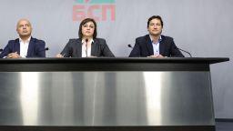 Корнелия Нинова излиза на пряк избор за председател на БСП и връща партията в парламента